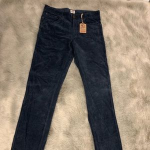 Pants Faherty corduroy Size 32 . New